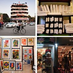 Hanoi shopping guide! What to buy and where to buy it in Hanoi I travel a lot and I am tempted by so many stunning Asian goods and textiles. When in a country which has a famous good, e.g. Sri Lanka's Ceylon Tea, Chines…