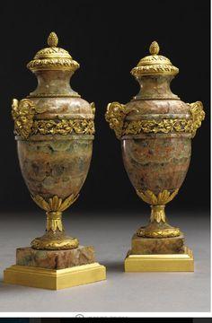 Auctions - Century Furniture, Sculpture, Ceramics, Silver and Works of Art Urn Vase, Vases, Decoration, Art Decor, Louis Xvi, 19th Century, Modern Art, Auction, Bronze