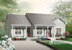 House plan W3119 by drummondhouseplans.com