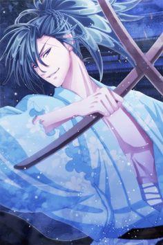Musashi Miyamoto (Shall We Date: Ninja Love) - #3