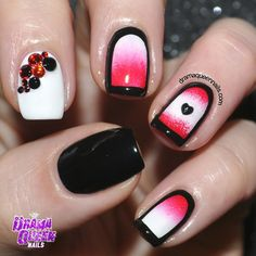Instagram media by dramaqueennails #nail #nails #nailart