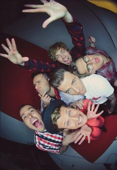 mcbusted ~ danny jones ~ tom fletcher ~ dougie poynter ~ harry judd ~ james bourne ~ matt willis Super excited!!