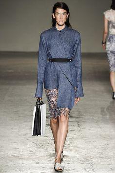 Gabriele Colangelo Spring/Summer 2015 ready-to-wear #MFW #Milan #FashionWeek