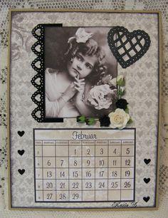 Februar 2012 Frame, Decor, February, Calendar, Picture Frame, Decoration, Frames, Dekoration, Inredning