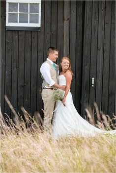 A DIY Farm Wedding in Lexington, VA - Photos Copyright of Ashley Lester Photography - www.ashleylesterphoto.com