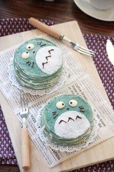 Crepe Cake, Cake Photography, Cute Food, Pancake, Beautiful Cakes, Crepes, Bakery, Cheesecake, Paradise