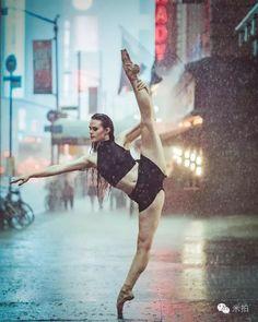 美女摄影师拍下了最美的街头舞者们,惊艳了全世界!
