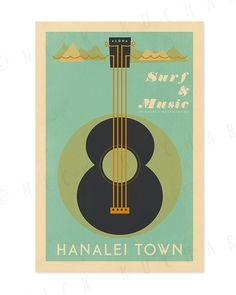 Hanalei Town