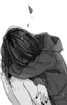 anime, sad, and manga Anime Girl Crying, Sad Anime Girl, Manga Girl, Anime Art Girl, Manga Anime, Anime Girls, Image Triste, Anime Tumblr, Sad Drawings