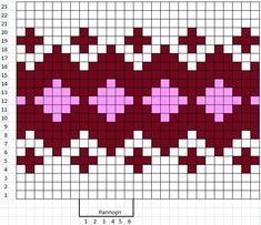 Tapestry Crochet Patterns, Fair Isle Knitting Patterns, Intarsia Patterns, Sweater Knitting Patterns, Knitting Charts, Weaving Patterns, Mosaic Patterns, Knitting Designs, Knitting Stitches