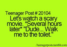 Hahaha, this reminds me of someone!!