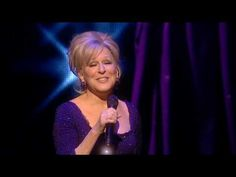 """the song I danced to with my son at his wedding reception in Cancun, Mexico ♫ Bette Midler Performs """"In My Life""""♫  HD"""