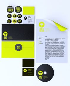 Branding for Lion is the Sun, Moscow promo agency.