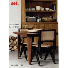 #chairs #luxury #furniture #armchairs #boutique #naturalmaterial #teak #handmadecane #handmadefurniture #traditionalmodern #greekatmosphere #greece #comfort #boho #bohemianstyle #interiordesign #interiorarchitecture #stylish Pierre Jeanneret, Modern Table And Chairs, Luxe Boutique, Chandigarh, Shelves, Interior Design, Armchairs, Luxury Furniture, Inspiration