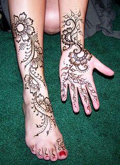 25 Best Lower Leg Henna Tattoo Images Leg Henna Henna Tattoo
