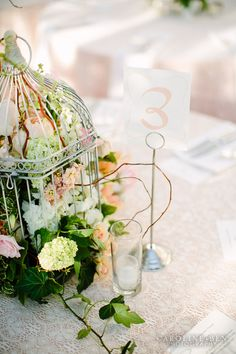 Wedding centerpieces by Bouquets of Austin | Pearl Events Austin | Ben Godkin