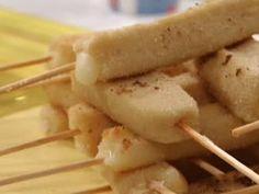 Recetas | Pinchos de queso a la milanesa | Utilisima.com