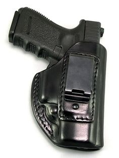 This is a #6 IWB holster from FIST holsters for my Glock 19. A nice holster, although FIST isn't the best on customer service. The site is www.fist-inc.com. Don't make the same mistake I did and just search FIST on the web as you won't like what you find.