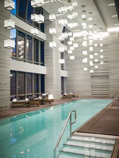 The Park Hyatt group has pulled out all the stops to create an impressive setting for its first New York outpost and global flagship. Occupying the first 25 floors of the recently developed 90-storey One57 skyscraper (designed by Paris-based architect ...
