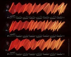 No, it's not graphic. It's photo - how music actually looks by kulturawplot.pl