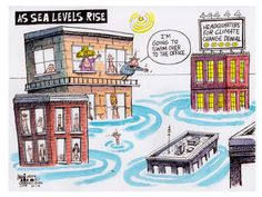 Editorial cartoon climate change deniers environment Political and Editorial Cartoons - The Week