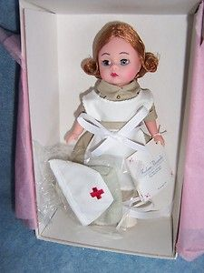 1999 Madame Alexander World War II Nurse