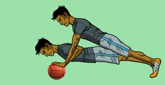 25 Must-Try Medicine Ball Exercises