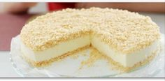 Tarta de limón sin horno, Si te gusta dinos HOLA y dale a Me Gusta MIREN … | Receitas Soberanas Martha Stewart Recipes, Sweet Cooking, Box Cake, Sin Gluten, Flan, Vanilla Cake, Sweet Recipes, Cheesecake, Food And Drink