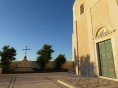 """""""Chiesa di San Francesco"""", Vieste Puglia Italia (Luglio)"""