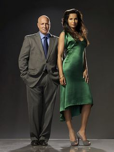 I ♥ Tom Colicchio... Padma is a beautiful skank, why is she on Top Chef?????