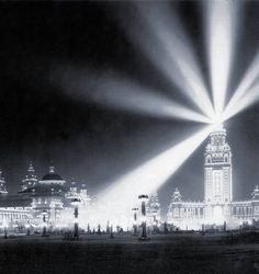 The Electric Tower at the Pan American Exposition, 1901