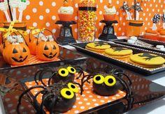Decoração para festa de halloween dicas, fotos 5