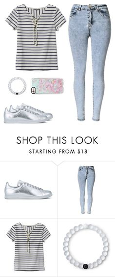 """""""you have powers on me"""" by cecilialukas ❤ liked on Polyvore featuring adidas, L.L.Bean, Lokai and Casetify"""
