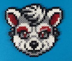Loup de perle Hama Kandi, Perler Beads, Board, Hama Beads, Wolves, Other, Sign, Planks