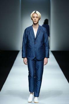 Hiuman Spring Summer 2016 Primavera Verano - Shanghai Fashion Week - #Menswear #Trends #Tendencias #Moda Hombre - D.P.