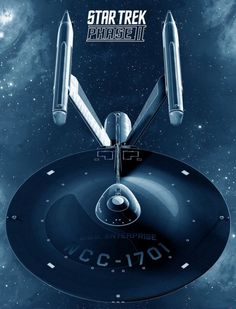 Star Trek Phase 2. The series that never was.