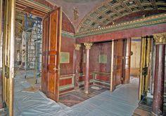 Restoring the Agate Rooms, Реставрация Агатовых комнат