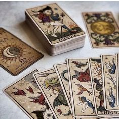 witchcraft — tarot cards in spells i haven't seen a lot of. Wiccan, Magick, Witchcraft, Tarot Card Decks, Tarot Cards, Best Tarot Decks, Celtic Cross Tarot, Arte Sketchbook, Tarot Learning