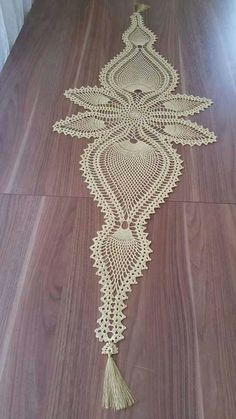 Oval crochet doily new hand crocheted doilies ecru doily Crochet Mat, Crochet Doily Patterns, Filet Crochet, Crochet Doilies, Hand Crochet, Diy Crafts Crochet, Crochet Home Decor, Crochet Projects, Crochet Table Runner