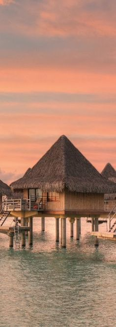 Grand Ocean Huts Around the World