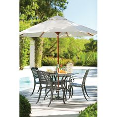 Found it at Joss & Main - 5-Piece Stanza Patio Dining Set