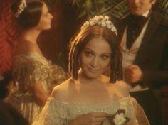 """Teresa Stratas as Violetta in """"La Traviata"""", 1982."""