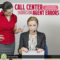 Here are ways to give negative feedback about your #CallCenter agents' performance without stomping on their confidence and productivity.