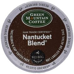 Keurig Green Mountain Coffee Nantucket Blend KCup packs 12 count * Be sure to check out this awesome product. (This is an affiliate link)