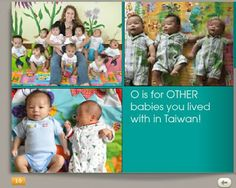 Expecting a Blessing: For Adopted Toddlers: The ABC Lifebook