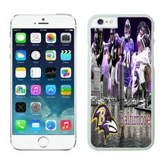 http://www.xjersey.com/baltimore-ravens-iphone-6-cases-white51.html BALTIMORE RAVENS IPHONE 6 CASES WHITE51 Only 19.87€ , Free Shipping!