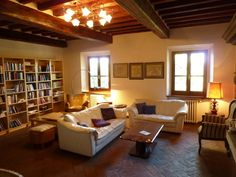 Bed and Breakfast in Anghiari in der Provinz Arezzo.