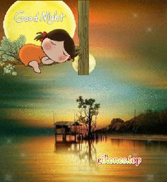 Good Night Babe, Good Night I Love You, Good Night Gif, Good Night Quotes, Good Night Blessings, Sleep Dream, Online Friends, Sleep Tight, Morning Light