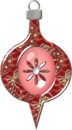 CHRISTMAS ORNAMENT •