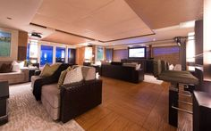Passion For Luxury : Nirvana Superyacht by Oceanco